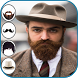 Men Mustache & Beard Face Edit by Studio ART