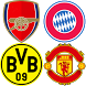 Guess the top football club by Cloudy&Thunder