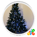 Christmas Tree Live Wallpaper by OAJOO