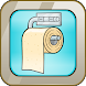 Toilet Tissue Paper by New Escape Games