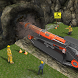 Tunnel Construction: Railroad Crossing Train Game