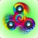 Cute Fidget Spinner by kk Studio