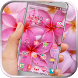 Classy Pink Flower Petals by alicejia2017