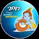 Janmashtami Wallpaper Sms Wishes 2017 by MobAppnosysDev