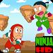 Flying Ninja in the sky by Moundir el kombali