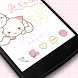Free Pastel Go Launcher Theme by xvioletroses