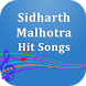 Sidharth Malhotra Hit Songs
