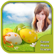 Easter Photo Frames by Bawbee Apps
