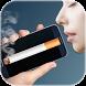 Smoking cigarette by SmokingIT