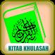 Kitab Khulasah Madad Nabawi by anak KAMPONG