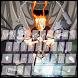 Shinobi Ninja Keyboard Custom by Arisa Theme