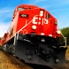 Train Driving Simulator 2016 by Kinetics Games