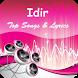 The Best Music & Lyrics Idir by Kingofgaluh MediaDev