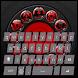Mangekyou Sharingan Uchiha Keyboard Theme by Digital Lab Theme App