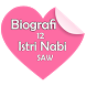 Biografi Istri Nabi SAW by Muslim Media