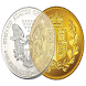 Precious Metal Coin App Free by Gold and Silver Price Tools