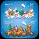Merry Christmas Weather Widget by HD Widgets Dev Team