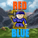 Red Vs Blue by Huge Prestige