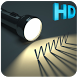 Yellow HD Flash Light by Smart Store