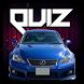 Quiz for Lexus IS-F Fans by FlawlessApps