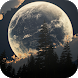 Earth and Moon Live Wallpaper by WpStar