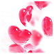 Pink Cute Love by Launcher phone theme