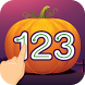 Write Numbers: Tracing 123 Halloween Edition by Trigonom sh.p.k.