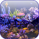 Aquarium Video 3D Wallpaper by 3D Video Live Wallpapers