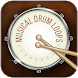 Musical Drum Loops : Learn and Practice your Tunes by Swara