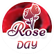 Rose Day 2018 Wishes Greetings & Stickers by mystudyapp