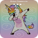 Unicorn password Lock Screen by Rombli