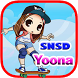 Yoona SNSD Skate by Leisure Time