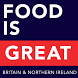 UK Food & Drink Exporters by first4apps