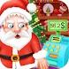 Santa Cashier Christmas Shop by Tenlogix Games