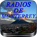 estaciones de radio Monterrey by AppsJRLL
