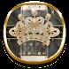 Golden Diamond Crown Theme by Cool Wallpaper