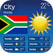 South Africa Weather by TECH ARTS