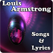 Louis Armstrong Songs&Lyrics by andoappsLTD