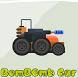 BomBomb Car - Free Car Game