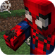 Spider Hero Mod for MCPE by Future Gamez lab