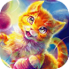 Fluffy kitten live wallpaper by Goopolo