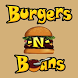 Burgers -N- Beans by Revention, Inc.