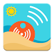 Beach Buddy keys & wallet safe by Matsuu LLC
