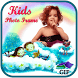 Kids GIF Photo Frame Editor by Mountain Pixels