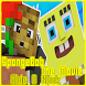 MAP SpongeBoB Hide n seek Movie for MCPE by DashaGamesInc