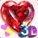 Live Diamonds-3D: Heart FREE by Di-jewels