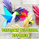 Origami Tutorial Cepat Bisa