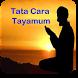 Tata Cara Tayamum by pratama