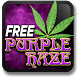 Marijuana Live Wallpaper - Purple Haze FREE by Marijuana Wallpapers