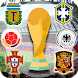 Logo Quiz Mundial ~ Rusia 2018 by World Apps Free